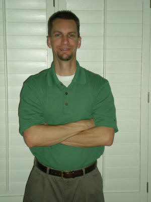 Picture of Bryan Phillips Owner of Green Planet Carpet Care